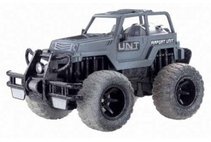 Mitashi Dash Rechargeable R/C Mud Beast Car