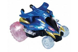 Mitashi Dash Rechargeable R/C Nutter Spinner Car-Blue