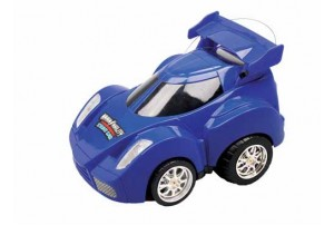Mitashi Dash Rechargeable R/C Programmable Stunt Car