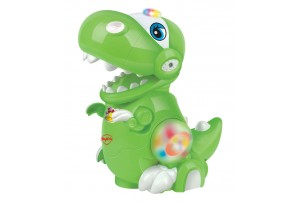 Mitashi Sky Kidz Pet Party Musical Toy- Croc Green