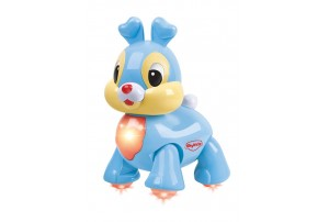 Mitashi Sky Kidz Pet Party Bunny Blue