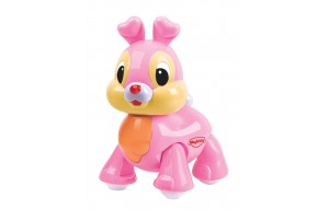 Mitashi SkyKidz Pet Party Musical Toy- Bunny Pink