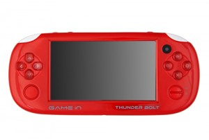 Mitashi GameIn Thunder Bolt Android Handheld Gaming Console