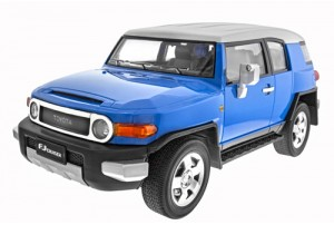 Mitashi Dash 1:12 Rechargeable R/C Toyota FJ Cruiser Car