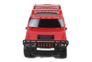 Mitashi Dash 1:16 Street Masters 2 R/C Rechargeable Car-Red