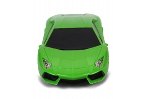 Mitashi Dash 1:16 Street Masters 3 R/C Rechargeable Car-Green