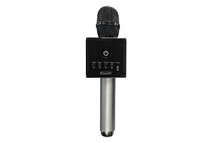 Mitashi Wireless Karaoke Mic with Inbuilt Speakers and Bluetooth MK1015