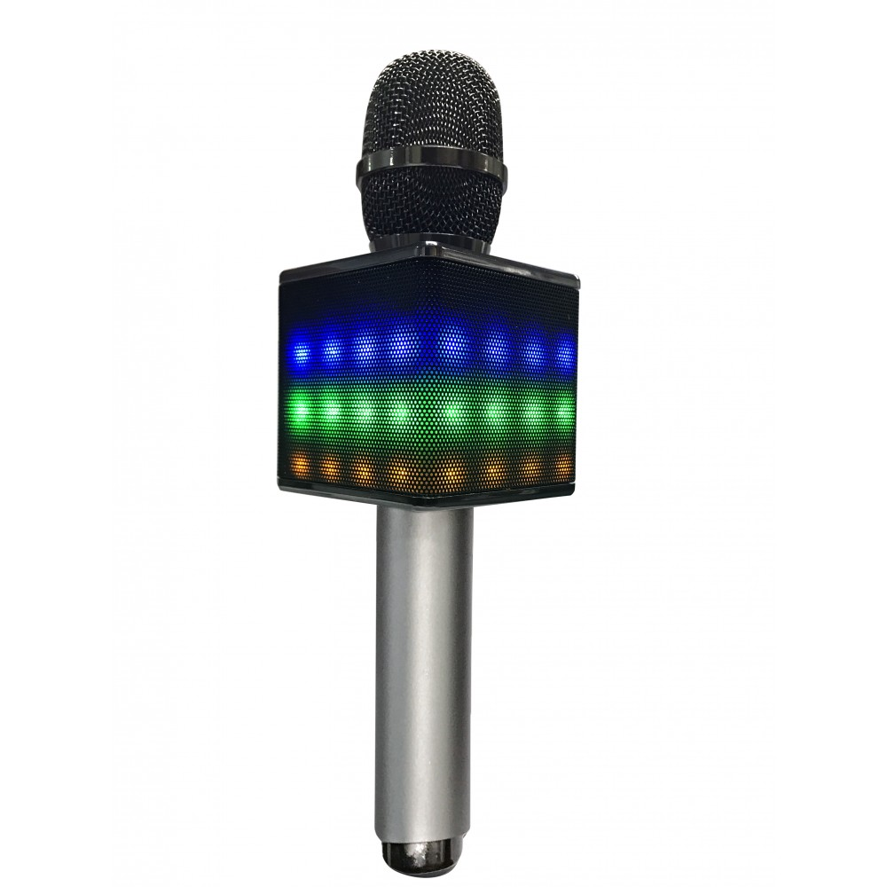 Mitashi Wireless Karaoke Mic With Inbuilt Speakers And