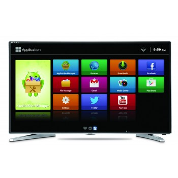 "Mitashi 40"" SMART Full HD LED TV MiDE040v02 FS  with FREE Air Mouse and 3 years warranty"