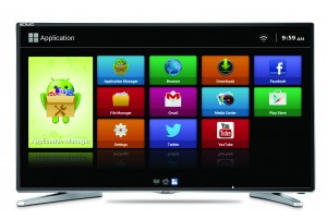 "Mitashi 32""  Smart HD Ready LED TV MiDE032v02 HS with 1 + 2 years extended warranty"