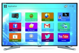 "Mitashi 55"" Full HD SMART LED TV MiDE055v02 WITH FREE AIR MOUSE AND 3 YEARS WARRANTY"