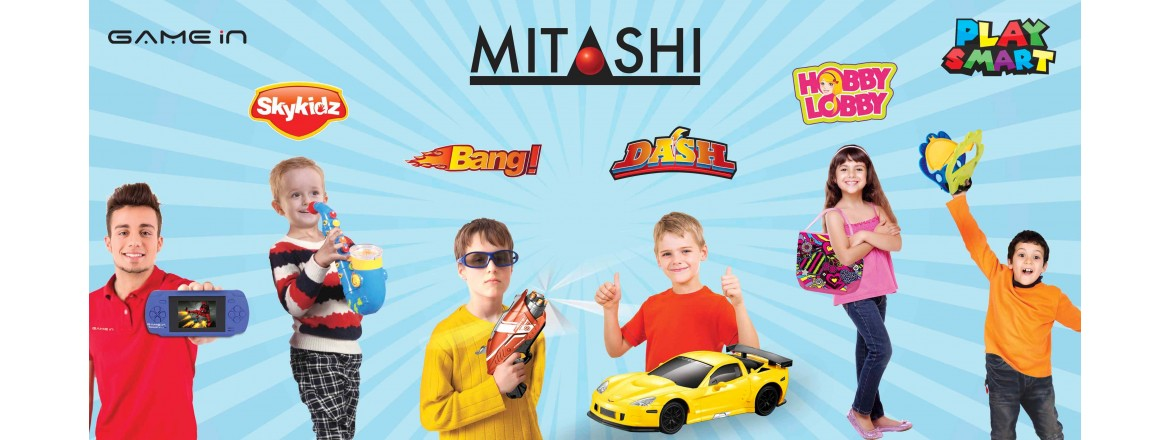 Mitashi Kids all brands