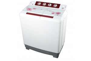 Mitashi 10.5 KG Semi Automatic Top Loaded Washing Machine- MiSAWM105v30 GL With Glass Top Lid and 5 Years Warranty