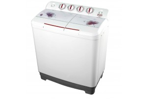 Mitashi 7.5 KG Semi Automatic Top Loaded Washing Machine- MiSAWM75v30 GL With Glass Top Lid and 5 Years Warranty