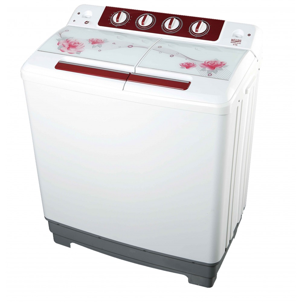 Mitashi 8 7 Kg Semi Automatic Top Loaded Washing Machine Wm87v30 Gl With Gltop Lid And
