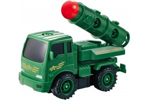 Mitashi Hobby Lobby Battalion Masters - My Intercontinental Missile Launcher