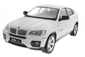Mitashi Dash 1:12 Rechargeable R/C BMW X6 Car