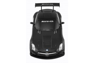 Mitashi Dash 1:16 Rechargeable R/C Mercedes Benz SLS AMG GT3 Car