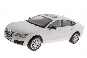 Mitashi Dash 1:12 RC Rechargeable Audi A7 Car