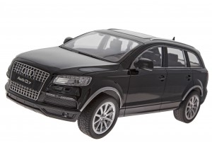 Mitashi Dash 1:12 Rechargeable R/C Audi Q7 Car