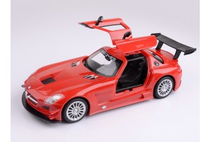 Mitashi Dash 1:24 Rechargeable R/C Mercedes Benz SLS AMG GT3 Car