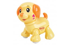 Mitashi SkyKidz Pet Party Musical Toy- Dog Yellow