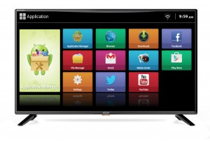 "Mitashi 39"" Smart HD Ready LED TV MiDE039v20"