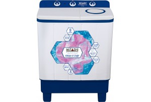 Mitashi 6.5 Kg Semi Automatic Top Loaded Washing Machine- MiSAWM65v35 AJD With Air Jet Dryer and 5 Years Warranty