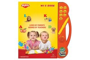 Mitashi Sky Kidz My E-Book Learning Toy