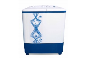 Mitashi 6.5 KG Semi Automatic Top Loaded washing machine- MiSAWM65v10 with 2 + 3 Years Extended Warranty