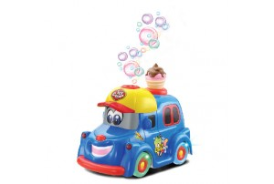 Mitashi Skykidz My Bubble Ice Cream Car Musical Toy