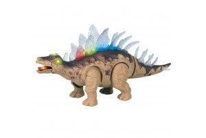 Mitashi Skykidz My Pet Dino - Stegosaurus Musical Toy