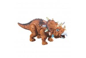 Mitahsi Skykidz My Pet Dino- Triceratops Musical Toy