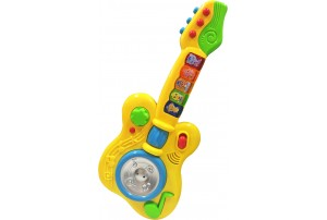 Mitashi Sky Kidz Rock Star Guitar Musical Toy