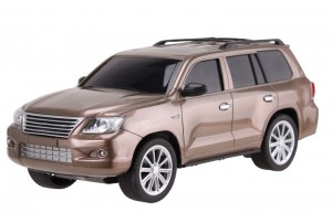 Mitashi Skykidz Tornado Sfari Car-Brown