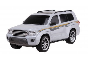 Mitashi Skykidz Tornado Safari Car-Grey
