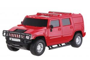 Mitashi Skykidz Tornado Safari Car- Red